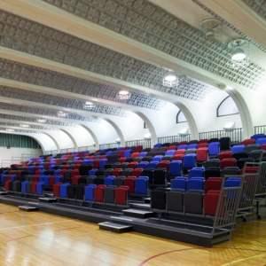 ghế khán đài di động