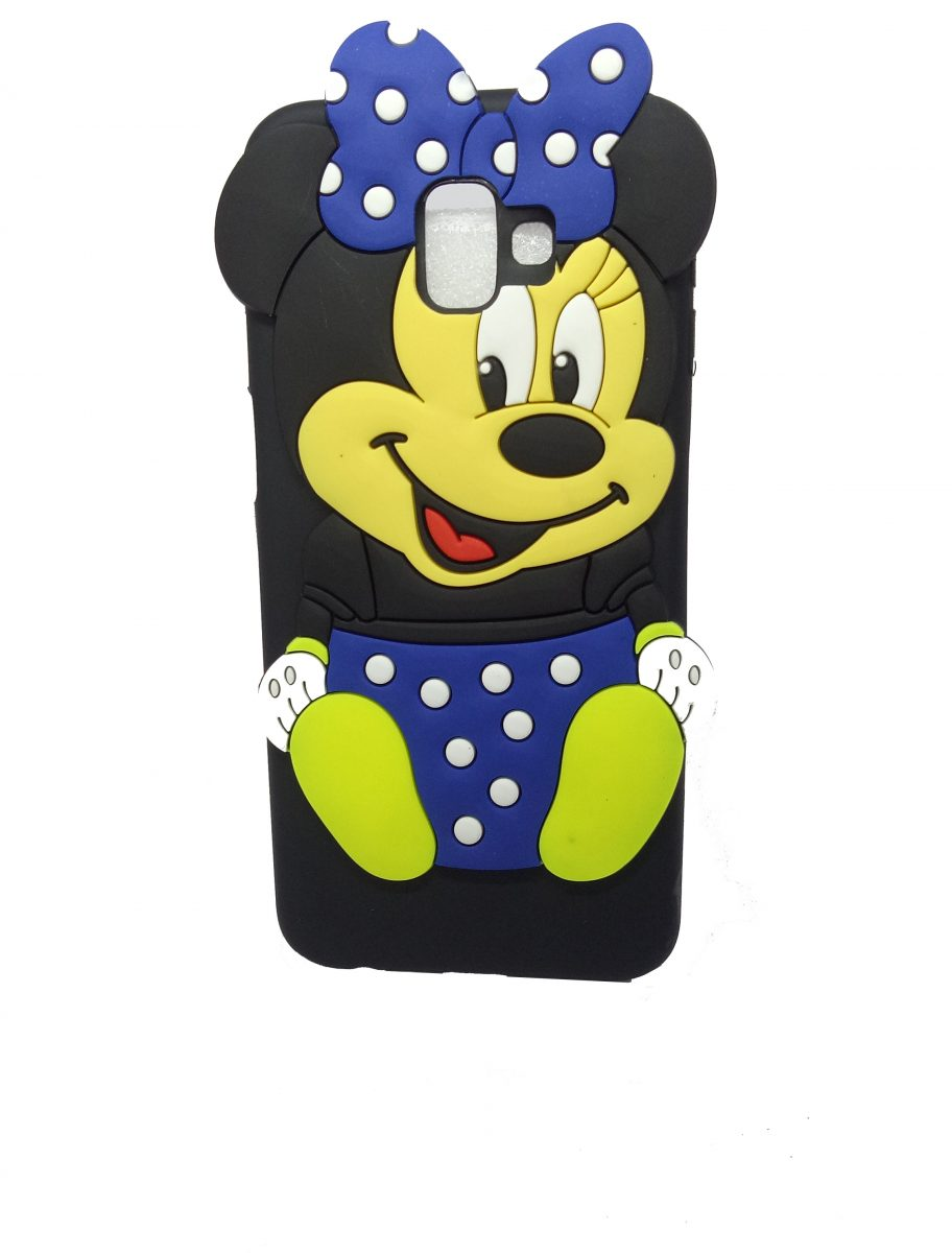 Samsung J6 plus  Mickey back cover