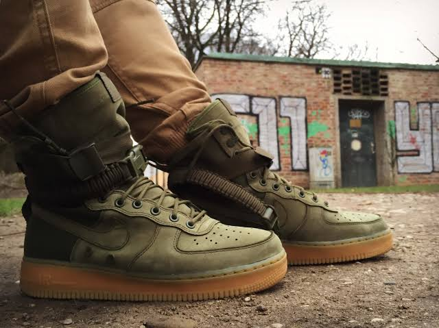 Nike Airforce Sf1 Men's Shoes
