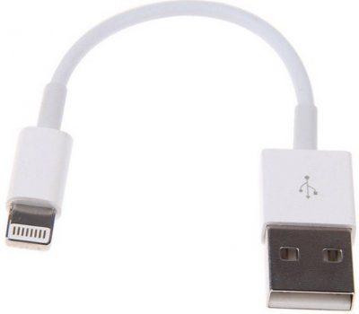Iphone mini Power Bank usb cable