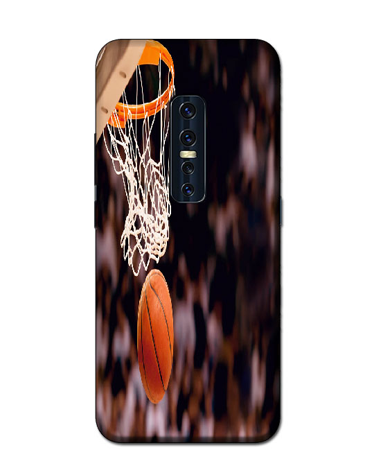 vivo v17pro mobile cover (Basketball)