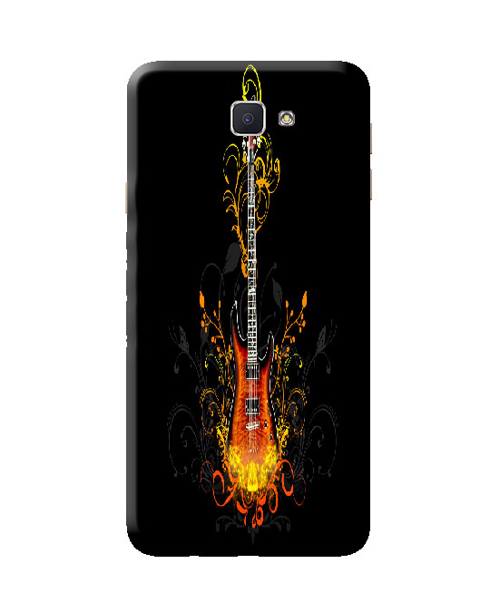 samsung galaxy j7 prime back cover (guitar)