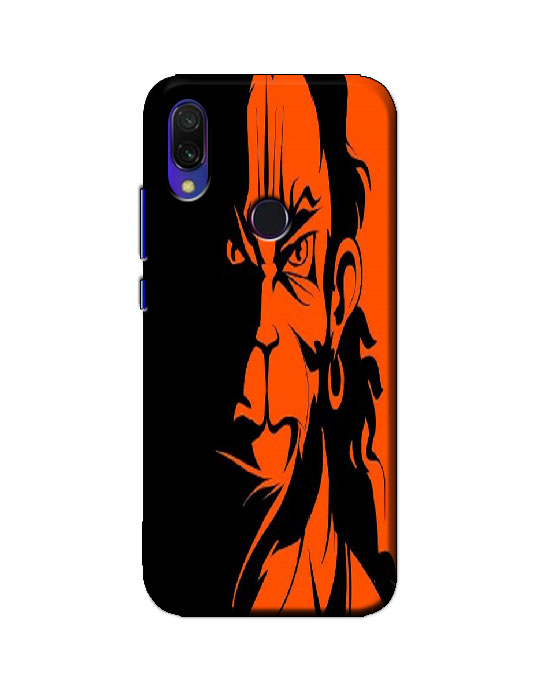 redmi y3 back cover (hanuman)