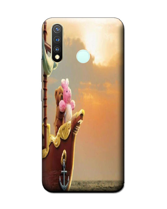 vivo y19 back cover (Titanic)