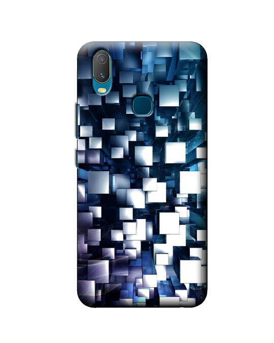 vivo y11 mobile cover (3D)
