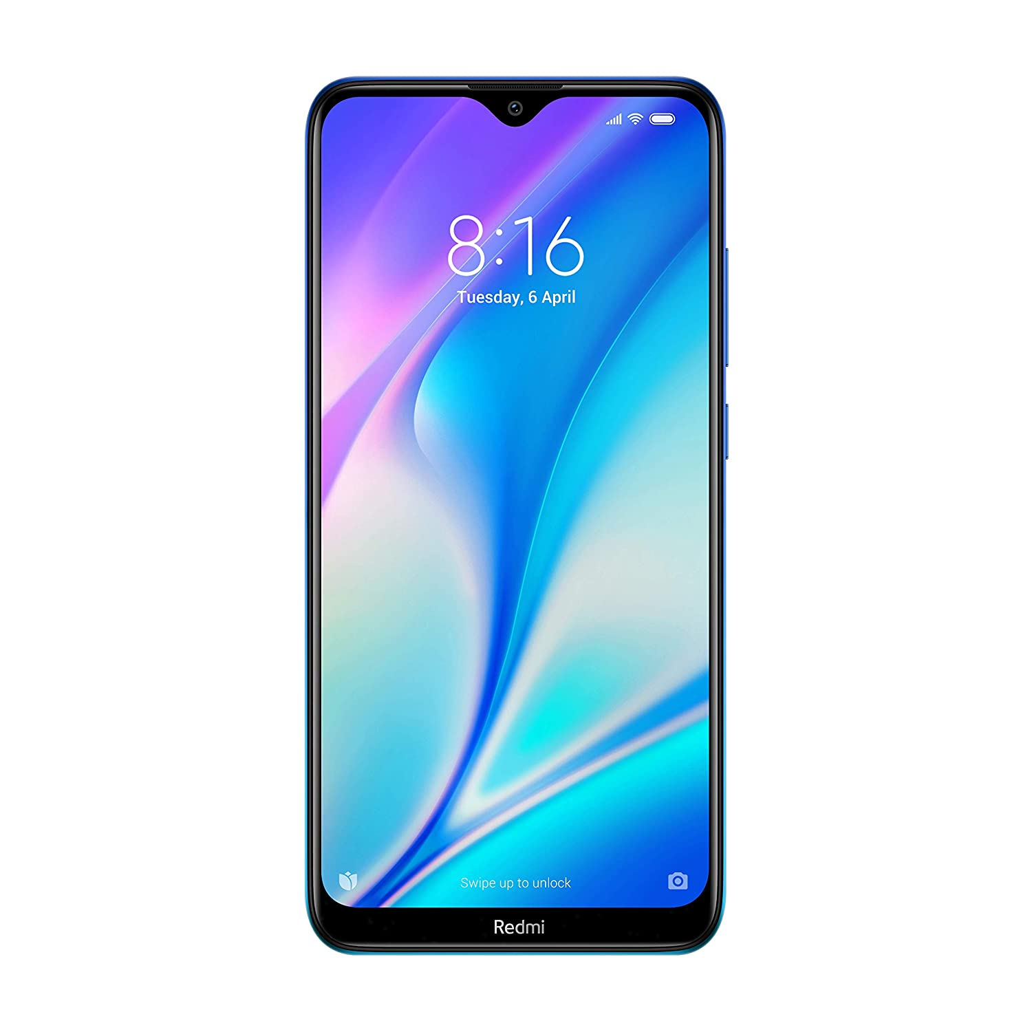 Redmi 8A Dual 2GB RAM, 32GB Memory (Sea Blue)