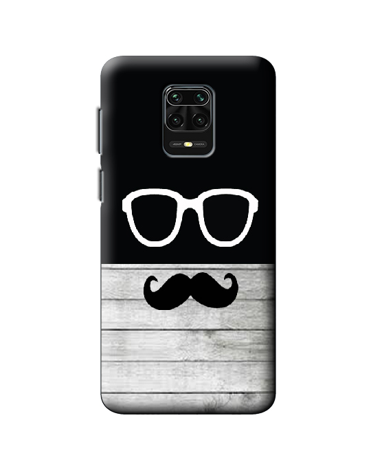 Redmi Note9 pro Back cover (hipster)