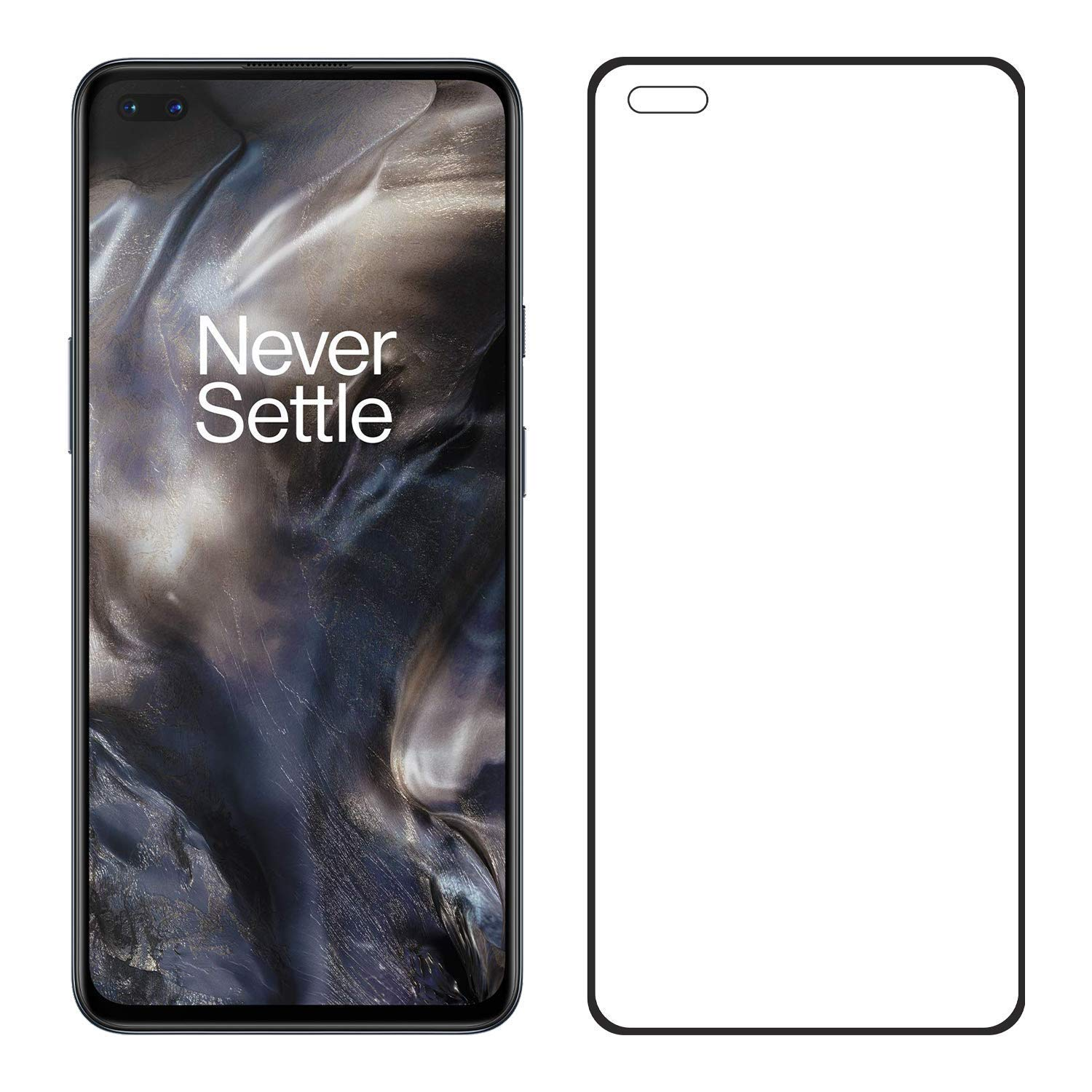 Oneplus Nord 9H Front + Back guard