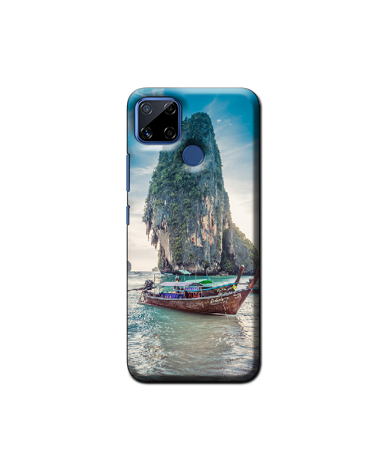 Realme C15 Mobile Back Cover (ACE)