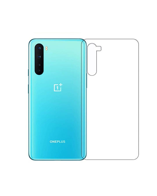 oneplus nord back glass protector