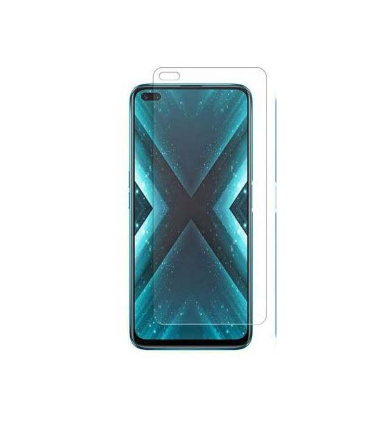 Realme X3 Temperd Glass Guard With Camera cut