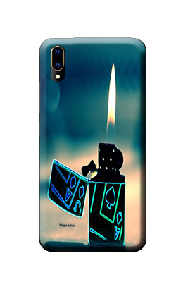 vivo V11 Pro mobile Back cover (Lighter)
