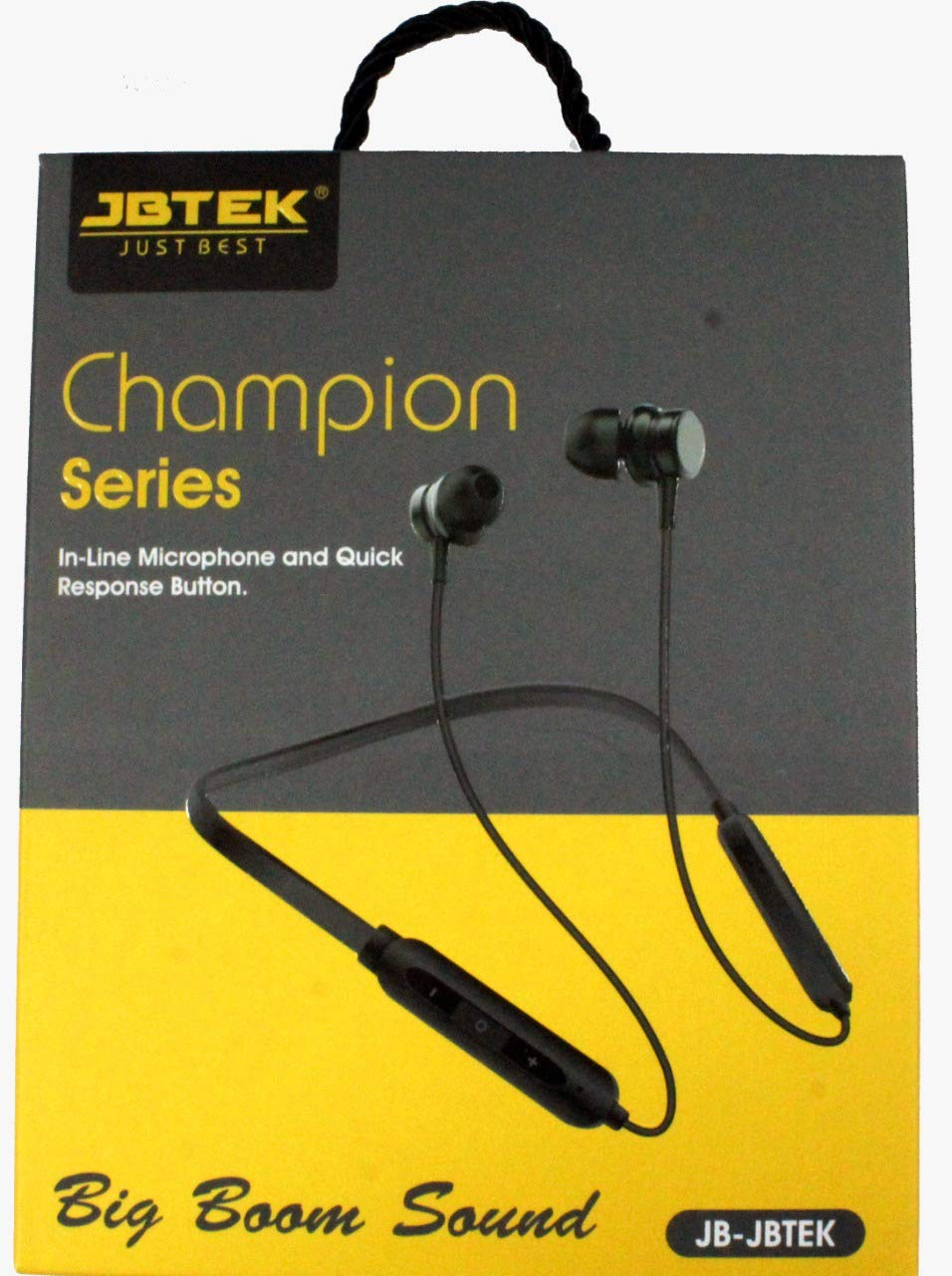 Jbtek champion seires Neckband wireless