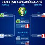 Copa América: Las últimas y nos vamos