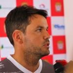 Punto de Prensa Nicolás Larcamón