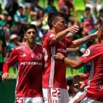 Universidad de Chile con 9 hombres se hizo fuerte  y logró un valioso triunfo sobre Santiago Wanderers