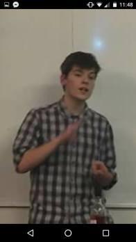 Niall Graham - Secretary