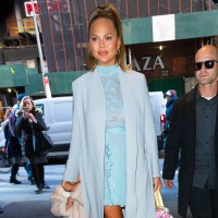 Celebrity Sightings In New York City – February 19, 2020