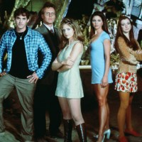Buffy the Vampire Slayer, Nicholas Brendon, Anthony Stewart Head, Sarah Michelle Gellar, Charisma Carpenter, Alyson Hannigan