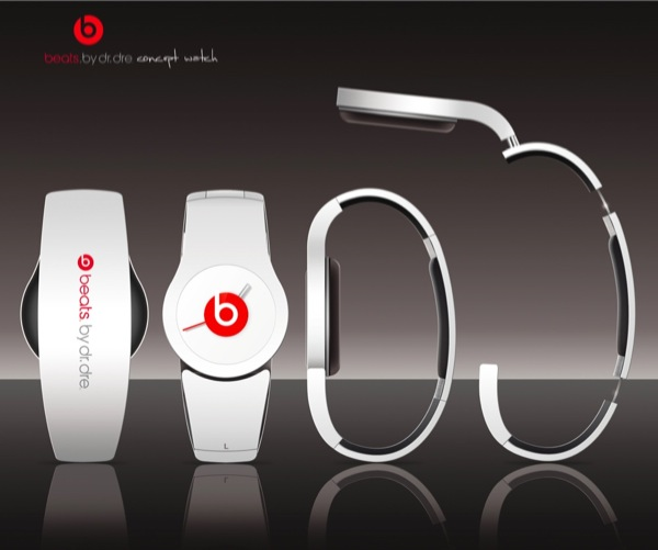 Beats_Dr.Dre_montre_Concept_projet_global