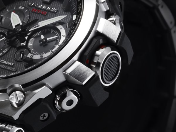 G-SHOCK MTG-S1000D-1AJ couronne