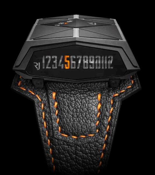 RJ Spacecraft black