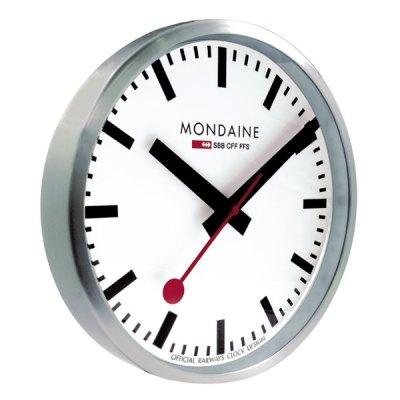 Mondaine horloge clock