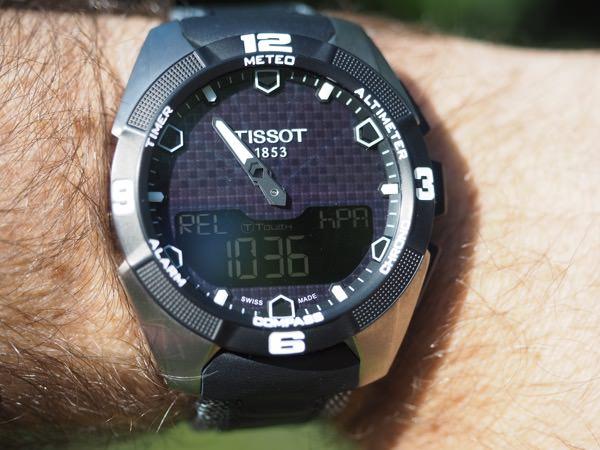 Tissot T Touch Expert Solar 10