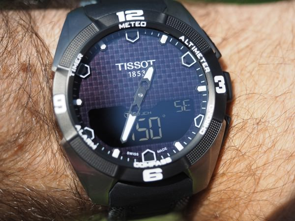 Tissot T Touch Expert Solar 8