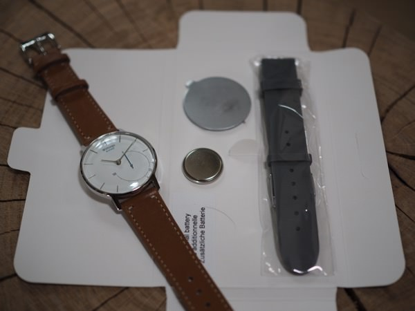 Withings activite test content