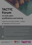 TACTYC flyer