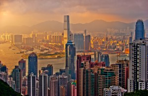Hong Kong Sunset - Mike Behnken