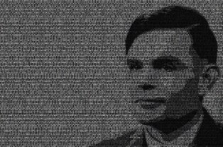 Alan Turing (image by parameter_bond, Creative Commons 2.0)
