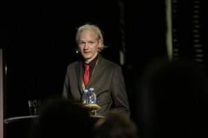 Julian Assange - Photo by New Media Days/Peter Erichsen (Creative Commons 2.0)