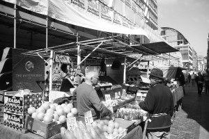 Berwick Street Market - Photo by Magali Peyrefitte
