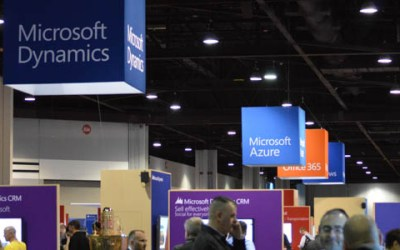 Microsoft Ignite Showcase Expo