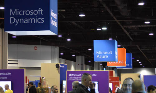 Microsoft Ignite Showcase Expo