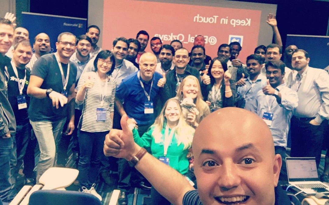 Microsoft MEA MVP Connection Event in Dubai Nov 2017