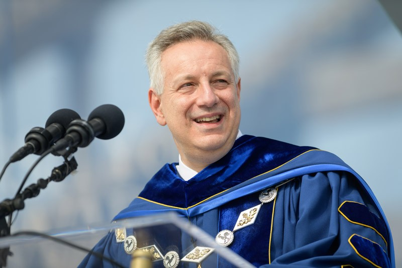 UD Trustees Extend President Dennis Assanis' Contract