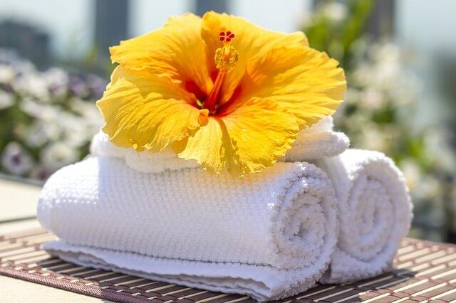 Για να παραμείνουν αφράτες οι πετσέτες του μπάνιου