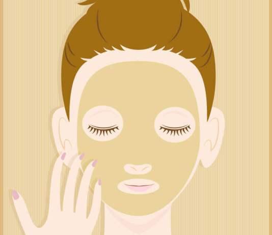 Μάσκα για ξηρό δέρμα