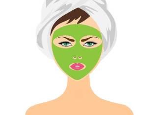 Μάσκα προσώπου για ξηρό δέρμα