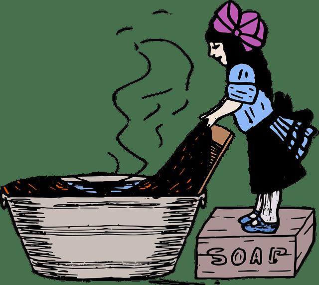 Φτιάχνουμε υγρό σαπούνι για το πλυντήριο ρούχων