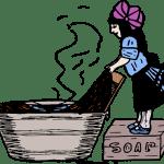 Πως θα φτιάξεις υγρό σαπούνι για το πλυντήριο ρούχων