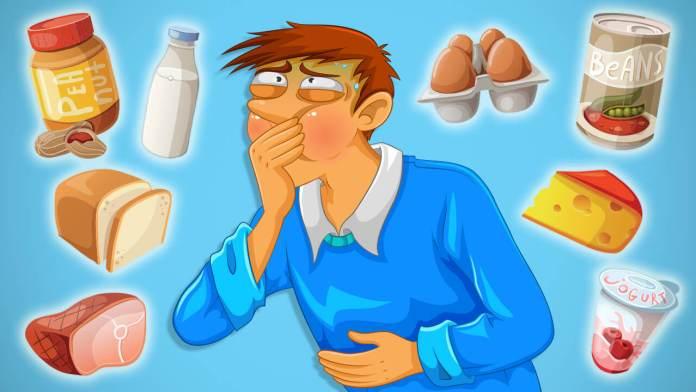 Δυσανεξία τροφίμων, τι την προκαλεί