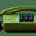 Καθαρίζω τα πλήκτρα του τηλεφώνου