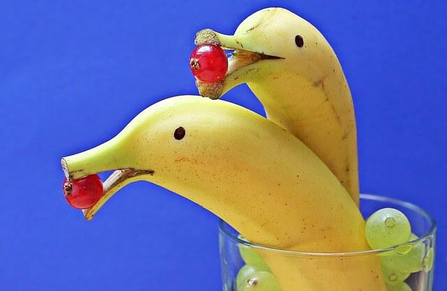 Είναι άγουρες οι μπανάνες;