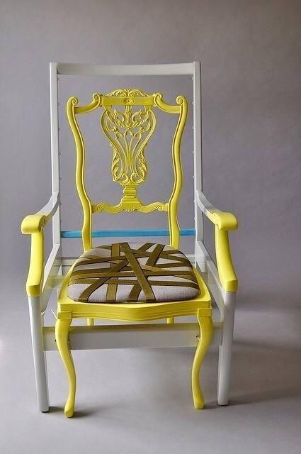 Η καρέκλα που ήθελε να γίνει πολυθρόνα