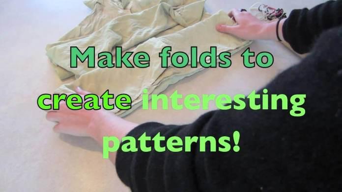 Φτιάχνουμε φυσικές βαφές για τα ρούχα
