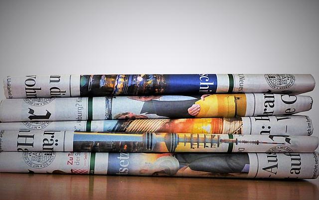 Γιατί καθαρίζουμε τα τζάμια με εφημερίδες;